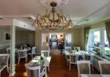 Hotel & Restaurant Nordstern in Neuharlingersiel, Restaurant