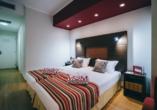 Beispiel eines Doppelzimmers im Muthu Raga Madeira Hotel
