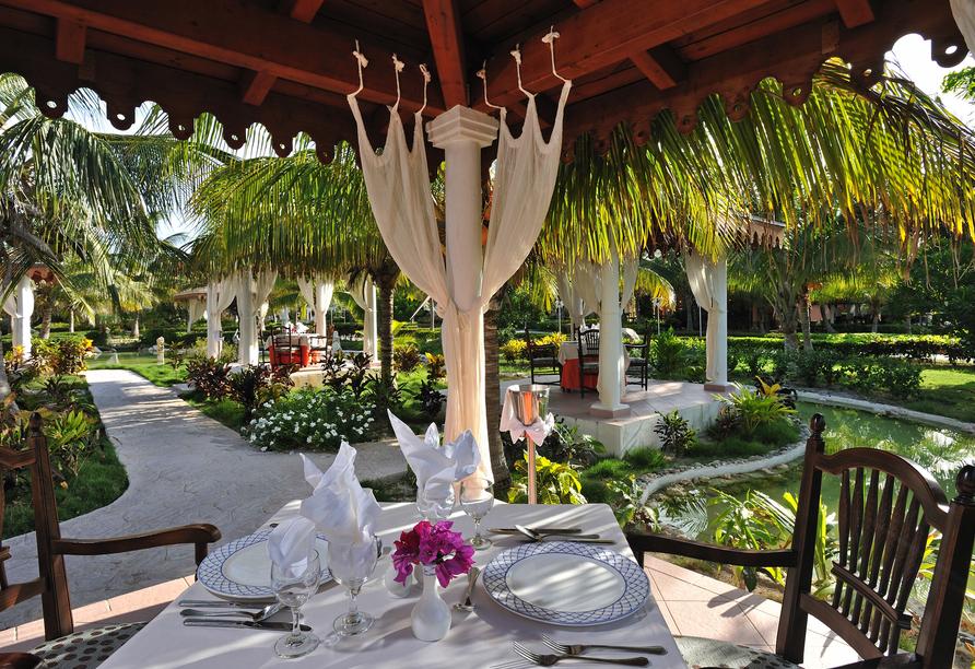 Melia Las Dunas, Restaurantbereich