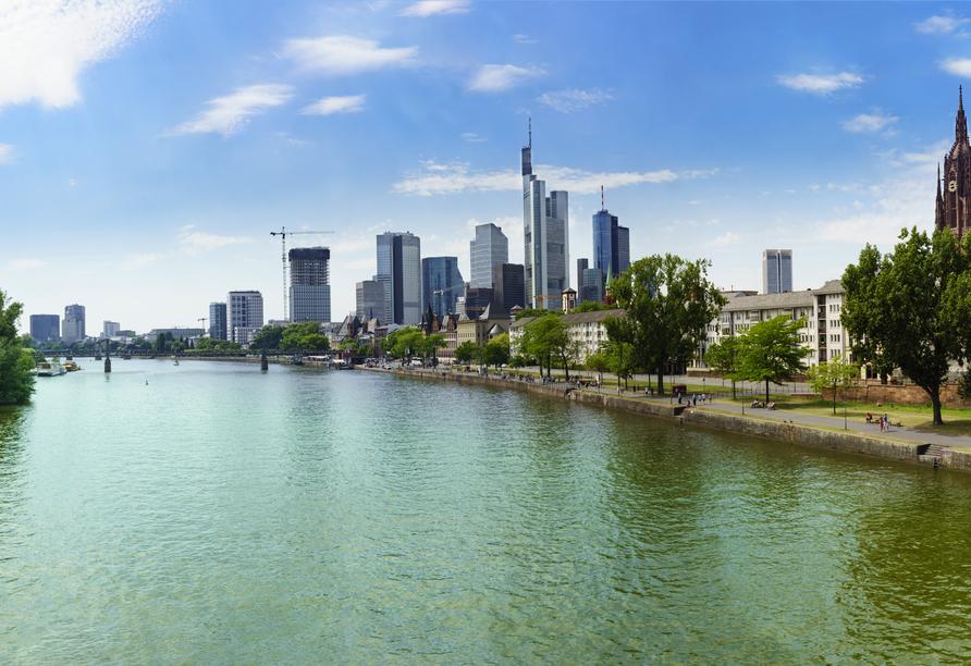 A-ROSA, Frankfurt
