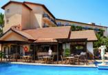 Freuen Sie sich auf eine erholsame Auszeit im familiär geführten Hotel Anais Bay!