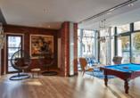 Steigenberger Conti Hansa, Lounge