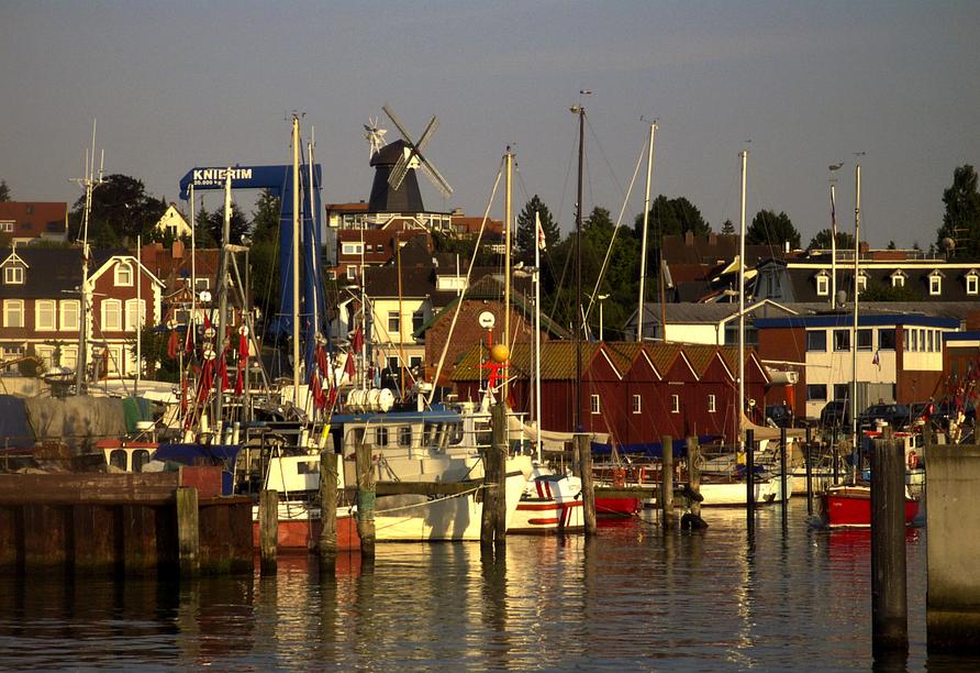Steigenberger Conti Hansa, Kieler Hafen