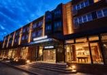 Steigenberger Conti Hansa, Außenansicht Hotel