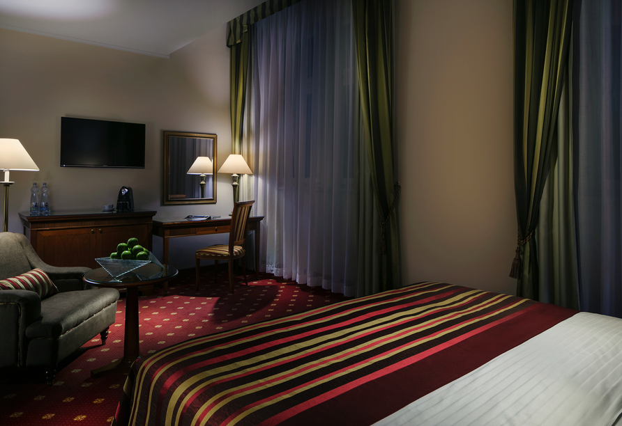 Art Nouveau Palace Hotel, Doppelzimmer Executive