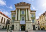 Art Nouveau Palace Hotel, Ständetheater