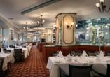 Art Nouveau Palace Hotel, Restaurant