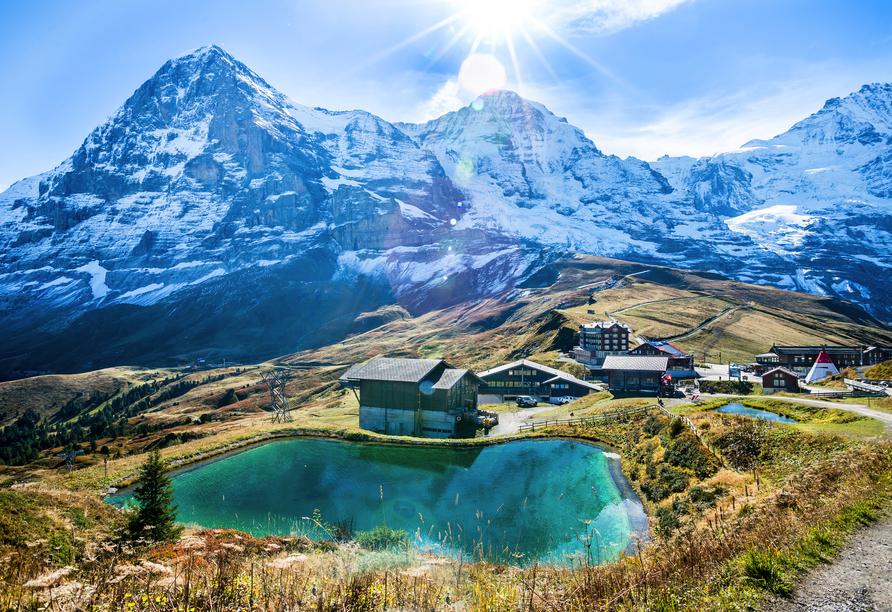 Hotel Silberhorn Wengen, Jungfraujoch