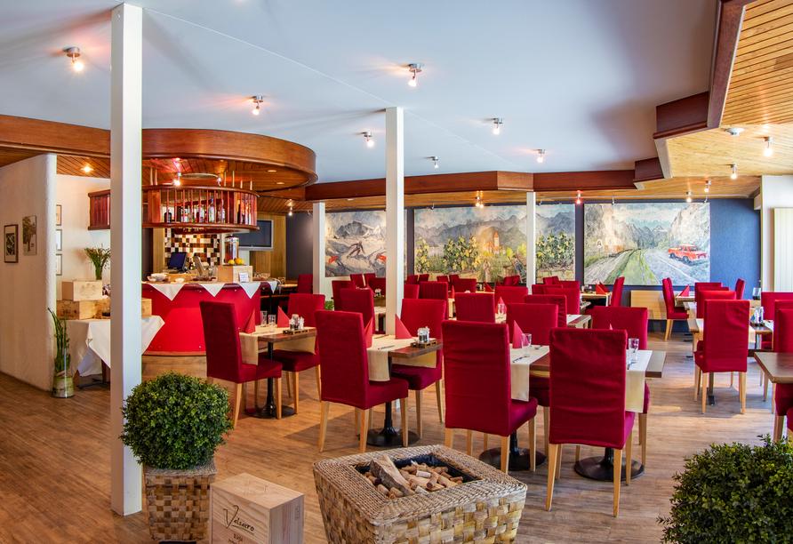 Hotel Silberhorn Wengen, Restaurant Silberstube