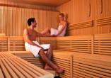 Hotel Silberhorn Wengen, Sauna