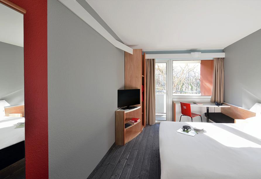 Beispielzimmer des Beispielhotels IBIS Budapest Citysouth