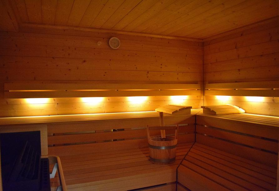 Wengener Hof, Sauna
