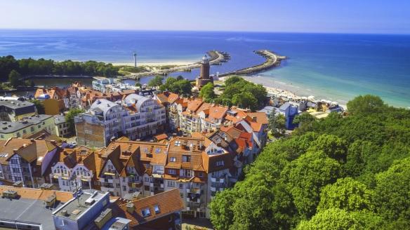 Willkommen in Ihrem Urlaubsort Kolberg an der Polnischen Ostsee.