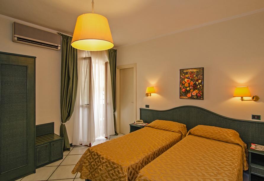 Beispiel eines Doppelzimmers Standard im Hotel Kyrton