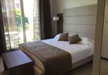 Beispiel eines Doppelzimmers Standard im Hotel Pineta Mare in Lido di Camaiore