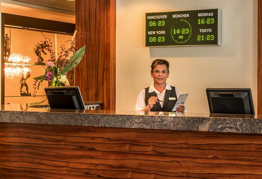 Herzlich willkommen im Hotel Am Moosfeld!
