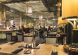 Genießen Sie ein leckeres Essen im Restaurant La Marée des Maritim Hotels Bonn.
