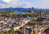 Willkommen in Bonn am schönen Rhein!