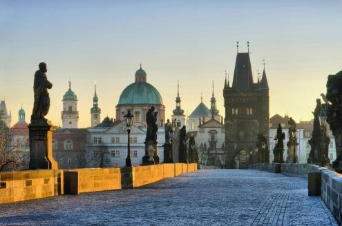 Willkommen in der Goldenen Stadt Prag!