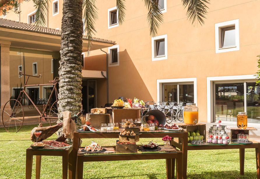 Hotel Occidental Playa de Palma, Buffet