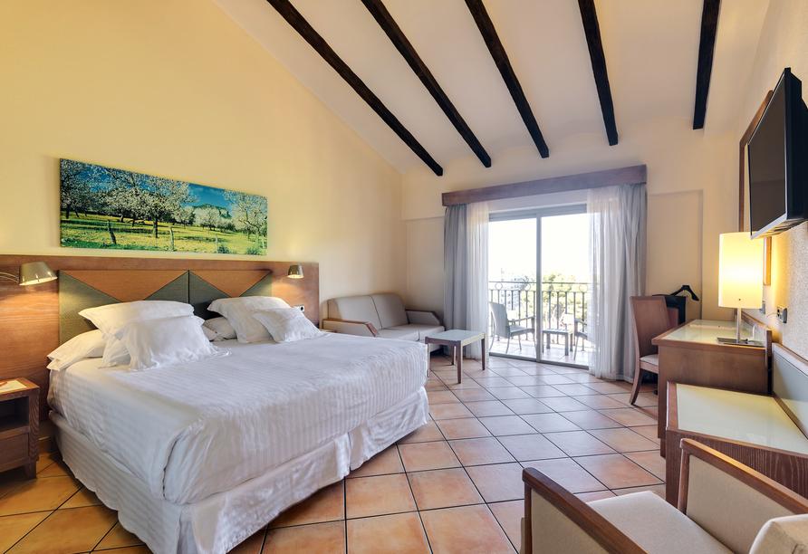 Hotel Occidental Playa de Palma, Beispiel Doppelzimmer Superior