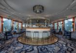 Die Bar an Bord von MS VIVA TIARA