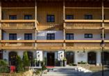 Seehotel Waltershof, Außenansicht