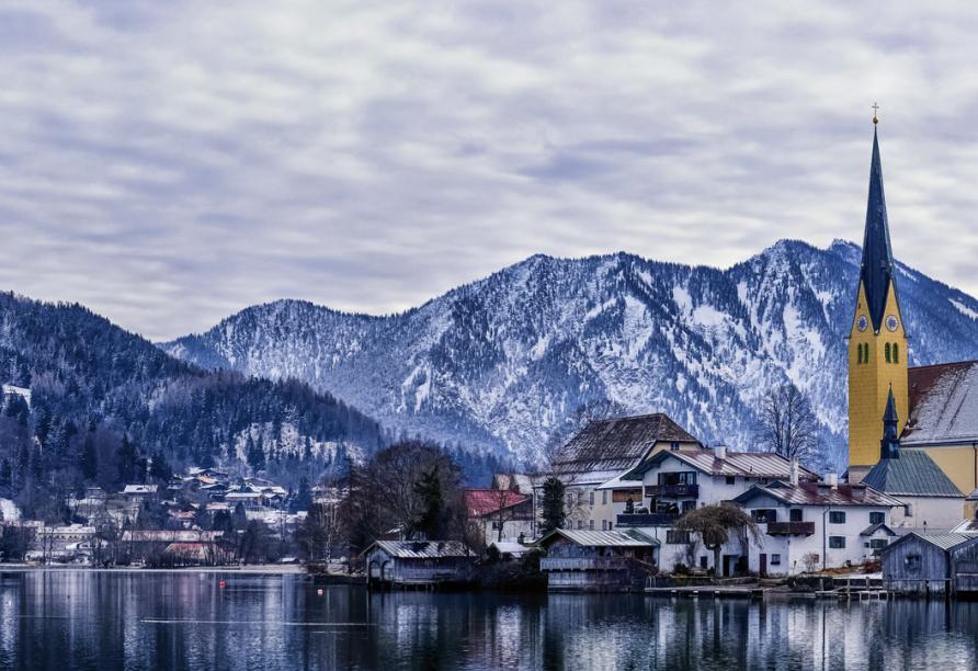 Seehotel Waltershof, Rottach-Egern Winter
