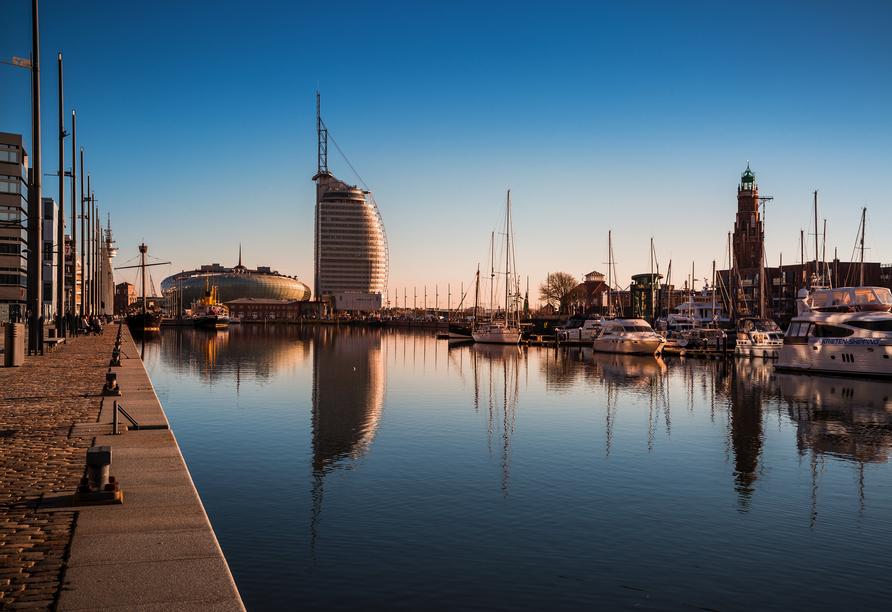 MS Amera, Bremerhaven