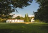 Die Villa Belvedere mit großzügiger Parkanlage in Mirano