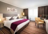 Beispiel eines Hotelzimmers Komfort.
