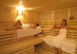 Hotel Parco dello Stelvio, Sauna