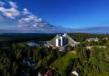 AHORN Panorama Hotel Oberhof, Luftbild