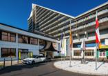 AHORN Panorama Hotel Oberhof, Außenansicht