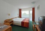 Rundreise entlang Ungarns Highlights, Zimmerbeispiel Hotel Annabelle