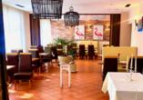 Baum´s Rheinhotel, Restaurant