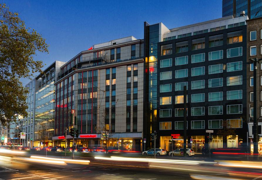 Leonardo Royal Hotel Düsseldorf Königsallee, Hotelansicht