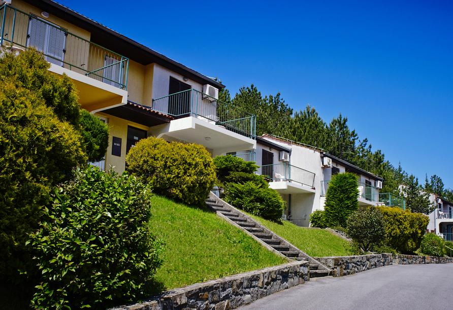 Hotel Salinera Resort, Slowenien, Außenansicht