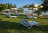 Hotel Salinera Resort, Slowenien, Gartenbereich