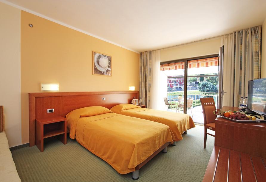 Hotel Salinera Resort, Slowenien, Zimmerbeispiel Superior