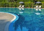 Hotel Salinera Resort, Slowenien, Außenpool