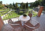 Hotel Salinera Resort, Slowenien, Zimmerbeispiel Superior mit Meerblick