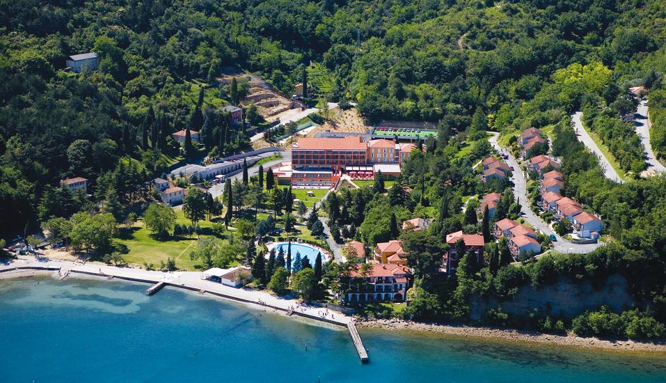 Hotel Salinera Resort, Slowenien, Hotelüberblick