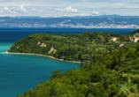 Hotel Salinera Resort, Slowenien, Bucht Strunjan