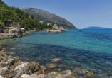 Blaue Reise rund um die Ionischen Inseln, Poros