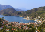 Blaue Reise rund um die Ionischen Inseln, Vathi