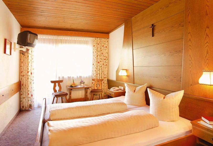 Hotel Lammwirt Jerzens Pitztal Tirol, Zimmerbeispiel