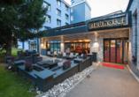 Club Hotel Davos, Außenansicht