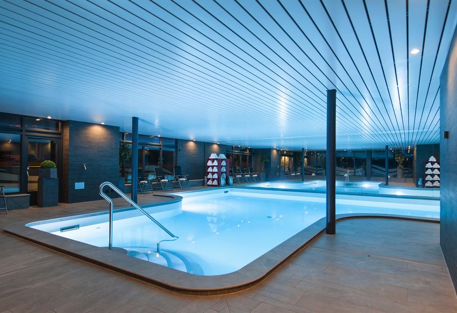 Club Hotel Davos, Hallenbad