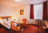Waldhotel Soodener Hof, Beispiel Doppelzimmer